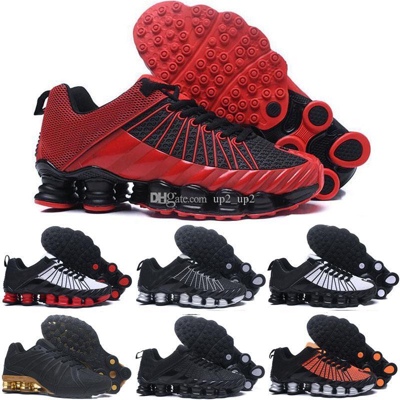 le dernier 6d65d e0984 New Mens Shox OZ Running Shoes Cheap Oz Kpu Zapatillas Hombre TN Athletic  Trainers Men NZ Sports Sneakers Sizes Eu40-46