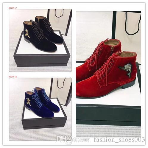 Brand shoes Production factory custom Fashionable and recreational temperament is elegant high quality genuine leather women Martin Boots
