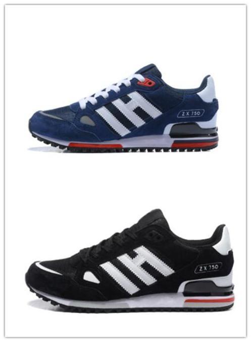 prix compétitif 830ba aff3e 2019 Nouveau EDITEX ZX750 Sneakers zx 750 pour Hommes Femmes Athlétique  Mode Casual Hommes bottes Chaussures Chaussures Chaussures 36-45