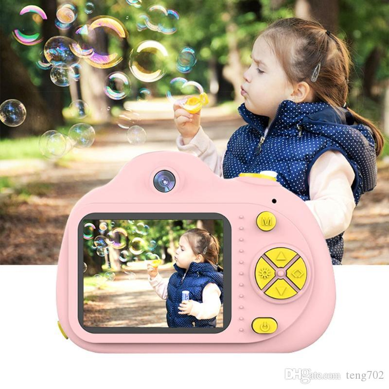 Niños Juguetes Bebé 3 Cumpleaños De Educativa Mini Para Cámara Más Fotografía Pequeños Digital Años Regalo Juguete 54ALRq3j