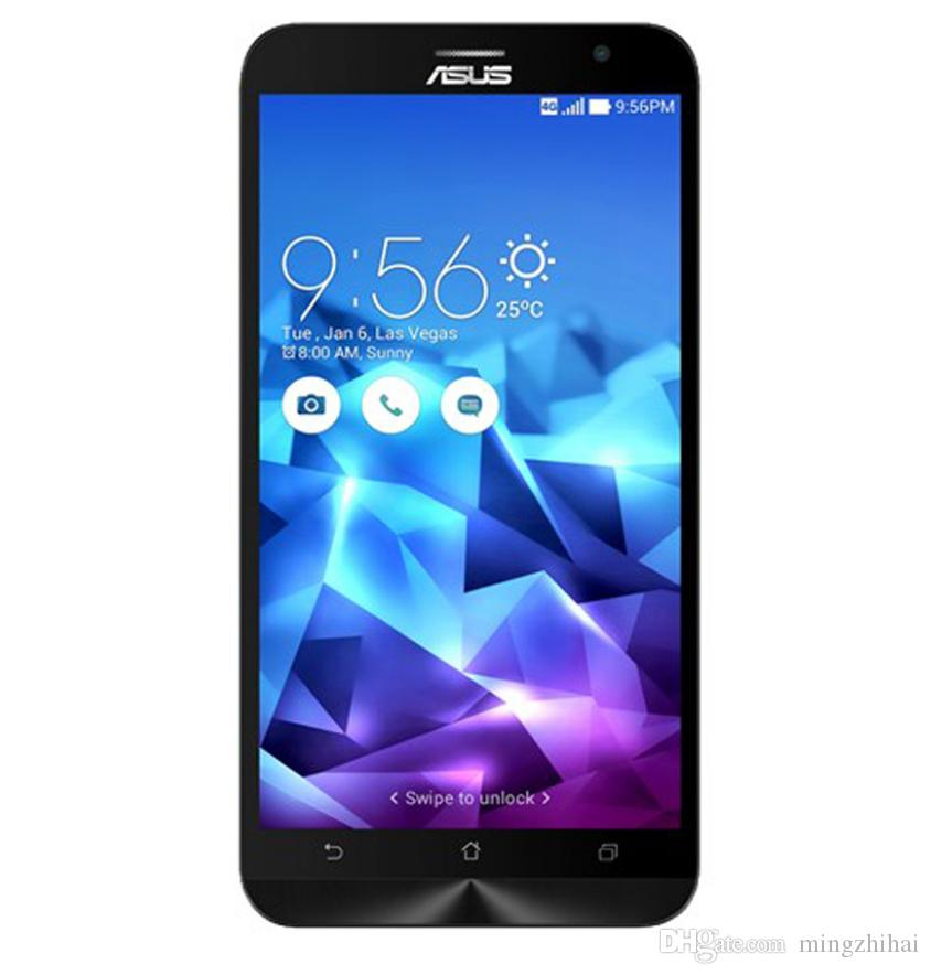 "New Original ASUS Phone ZenFone 2 ZE551ML 4G Smartphones 5.5"" 4GB RAM 64GB ROM Intel 1.8/2.3GHz 1920x1080 Dual SIM Mobile Phone"