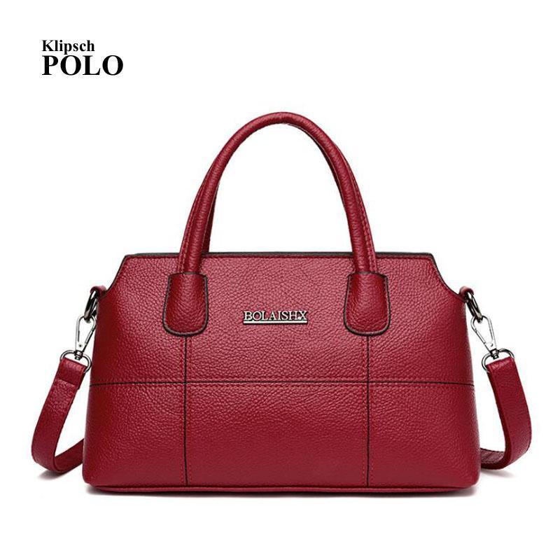 8bb0b065eb63 Bags for Women 2018 Handbag Bolsa Feminina Sac a Main Shoulder Bag ...