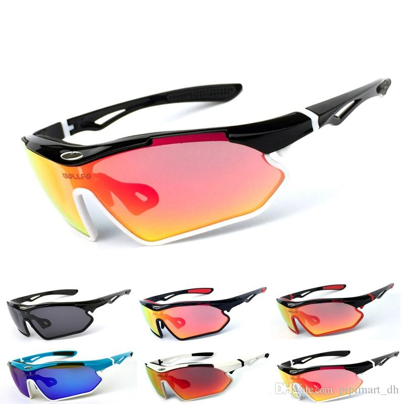 Pitch Polarized Sun Glasses Coating Sunglass For Women Men Designer Sunglasses Sports Riding Glasses Cycling Eyewear Golf glasses 6 styles