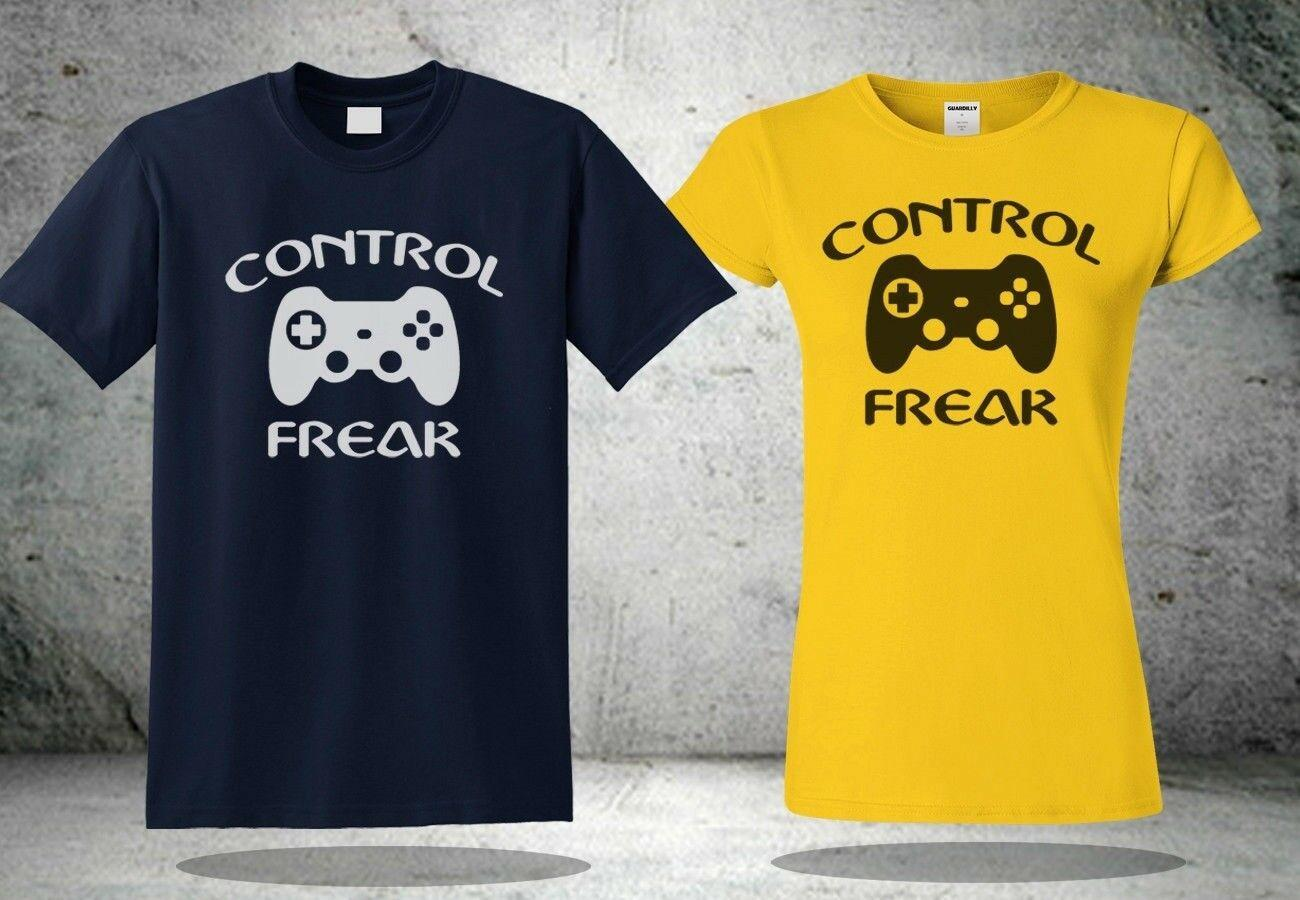 Gp1 Control Top S Game Shirt Freak For Size Video Gamer 3xl T 4 HE2WD9I