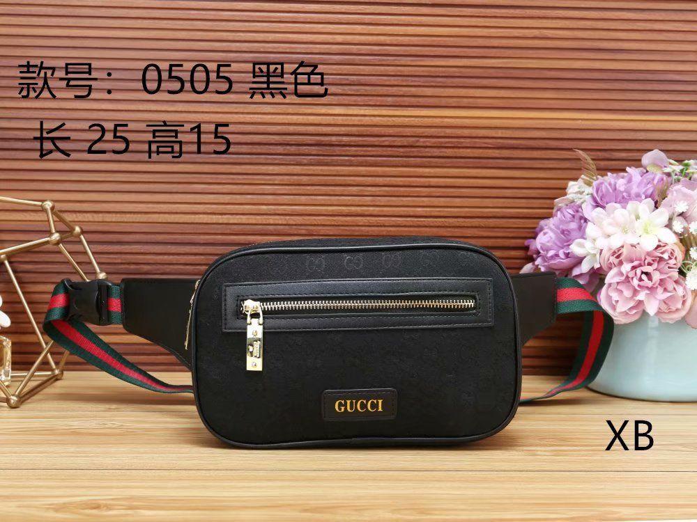 0414e3d5a 2019 New Luxury Handbags Men Women Bags Designer Waist Bag Fanny ...