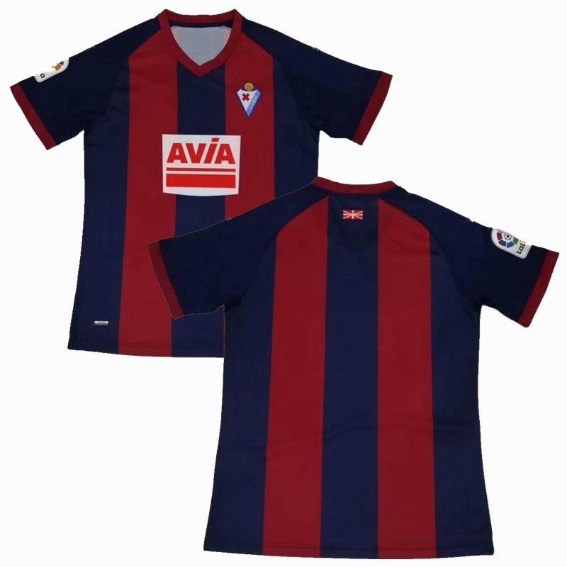 De Calidad Tailandesa 18 19 Camiseta De Fútbol Sociedad Deportiva Eibar 2018  2019 Camisetas De Fútbol Local S 2XL Por Xx416764580 bd32234136cfd