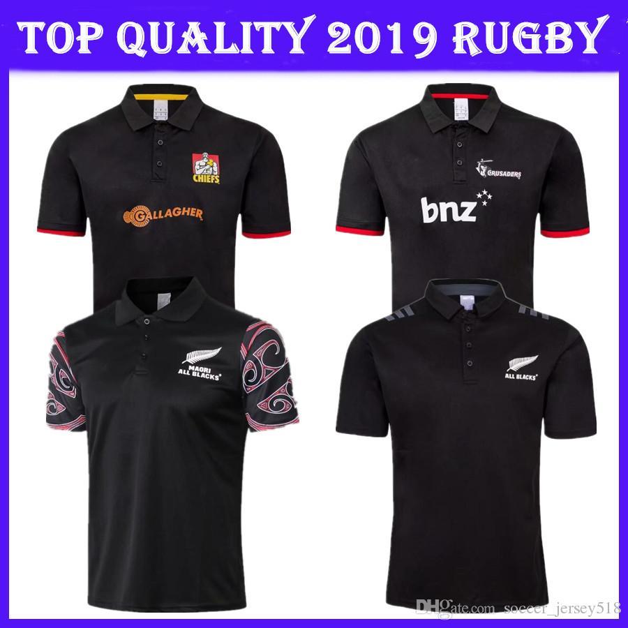 1c27abd6d0d New Zealand All Black Polo Shirts   Top Mode Depot