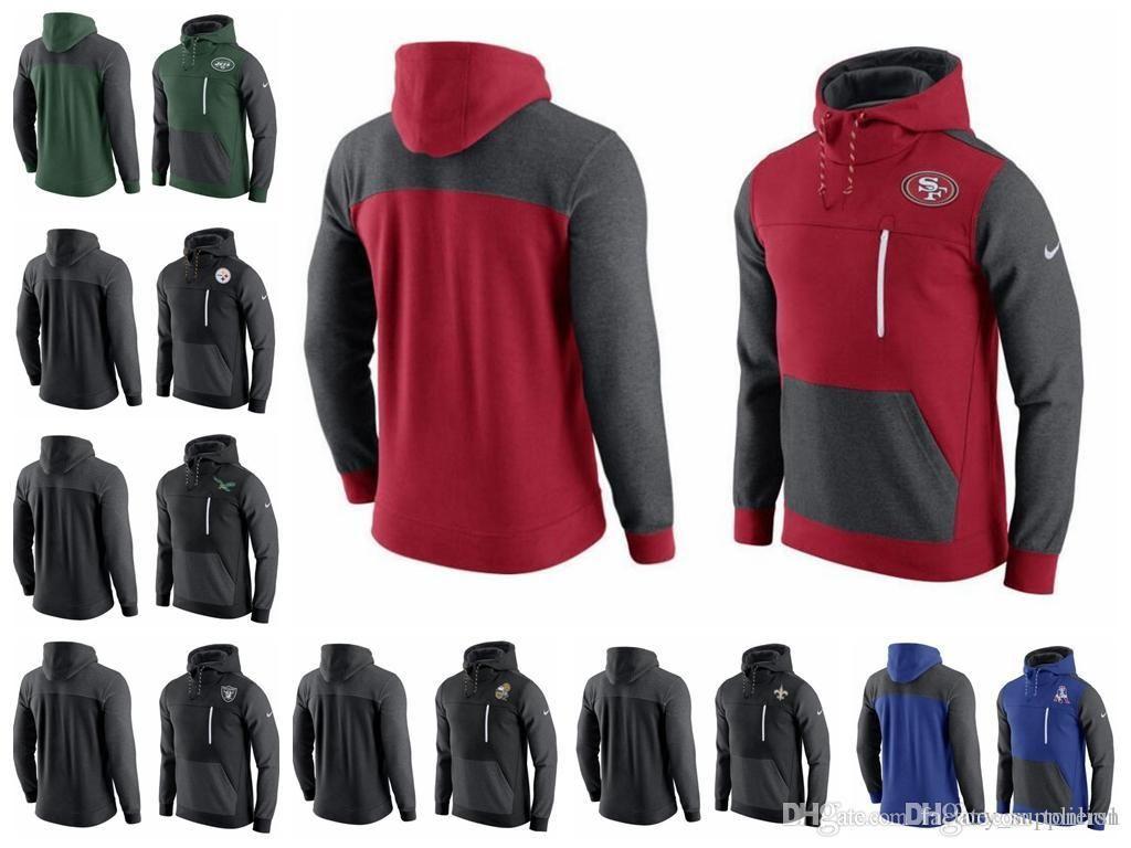 2019 Mens Sweater Minnesota Vikings Patriots Orleans Saints New York  supplier