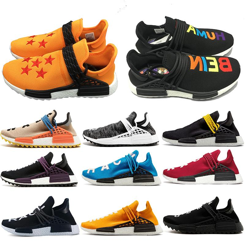 f300cd31b2c79 2019 2019 Designer Human Race Hu Trail Pharrell Williams Running ...