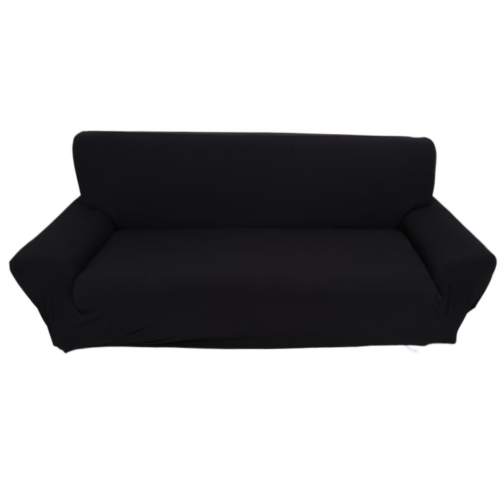 2 /3 Seater Sofa Cover Slipcover Stretch Elastic Couch Chair Protector For  Home, Office And Hotel