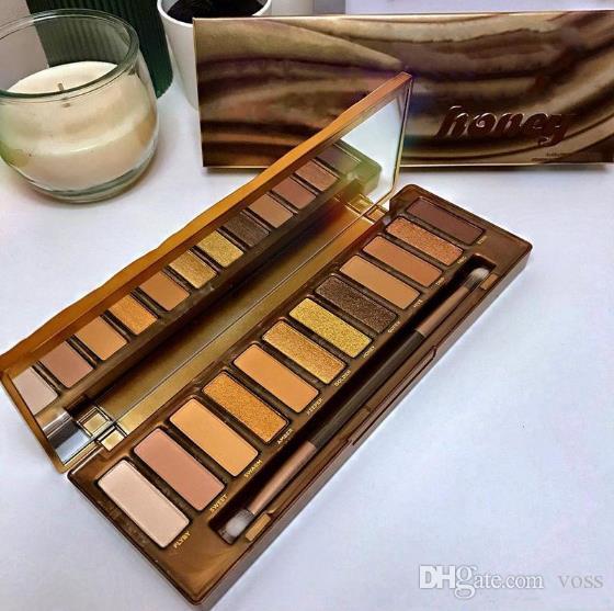 Eyeshadow Palette Eye Shadow Maquillage Nude Palette 2019