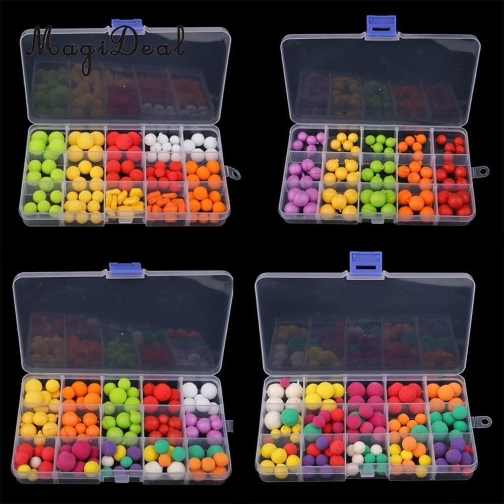 Floating Design Pop up Boilies Carp Fishing Baits Fruit Flavours Floating Beads Fishing Float Soluble in Water 10mm/12mm/14mm Y191024