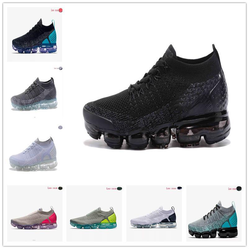 2018 Vapormax Mens Designer Shoes Off Women TN Plus Running Shoes ... 6b2b419c2