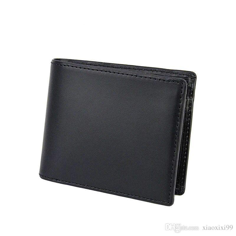 f5c8a379b8a 2019 Fashion Men Wallets Small Wallet Men Money Purse Coin Bag Zipper Short  Male Wallet Card Holder Slim Purse Money Wallet
