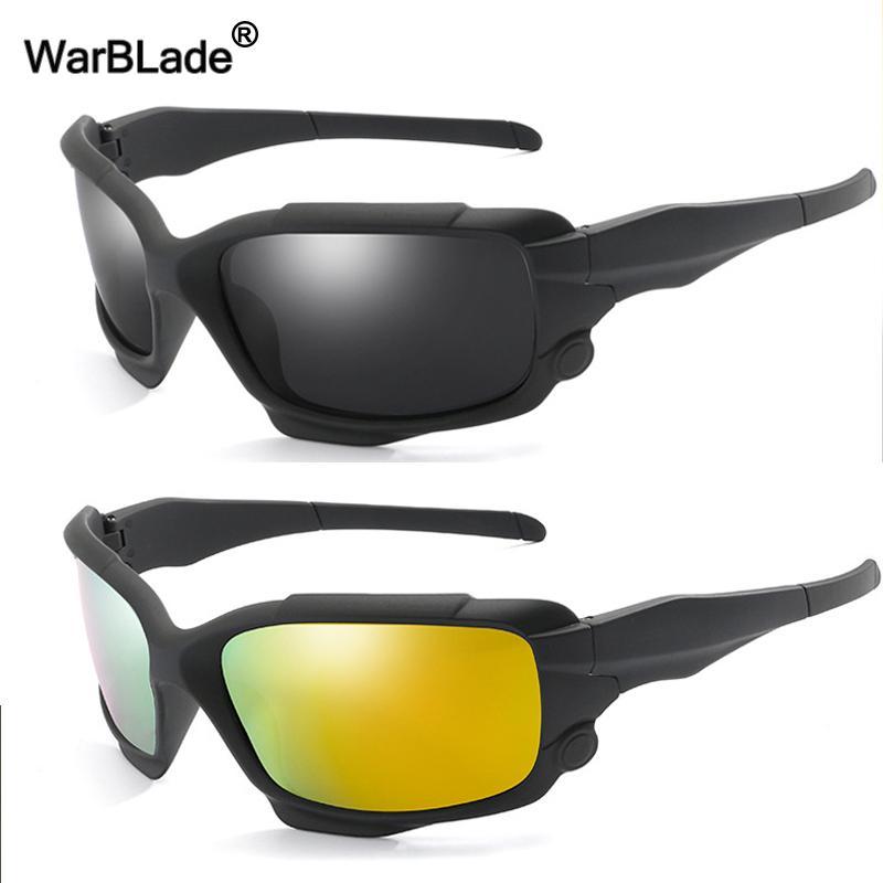 69b4e11d6d WarBLade Polarized Sunglasses Brand Designer Men Women Night Vision Sun  Glasses UV400 Driving Anti Glare Goggles Glasses Oculos Glasses For Men Mens  ...