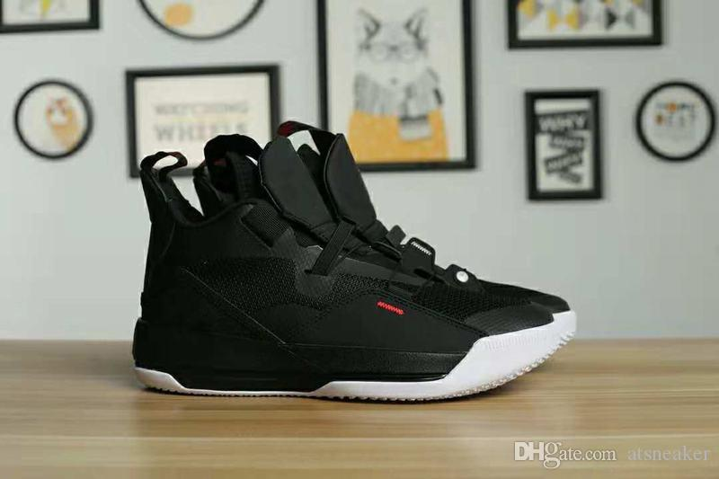 3569c2141d31 With BoxMen 33 Utility Black Out Basketball Shoes For Sale XXXIII ...