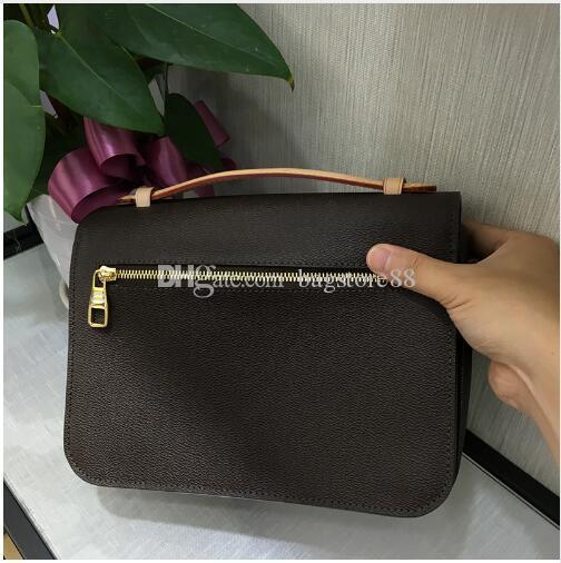 High Quality Women Messenger Bag Leather Women s Handbag Pochette Metis Shoulder  Bags Crossbody Bags M40780 Handbags Bags Tote Bag Online with  35.99 Piece  ... 1a590745bfdb5
