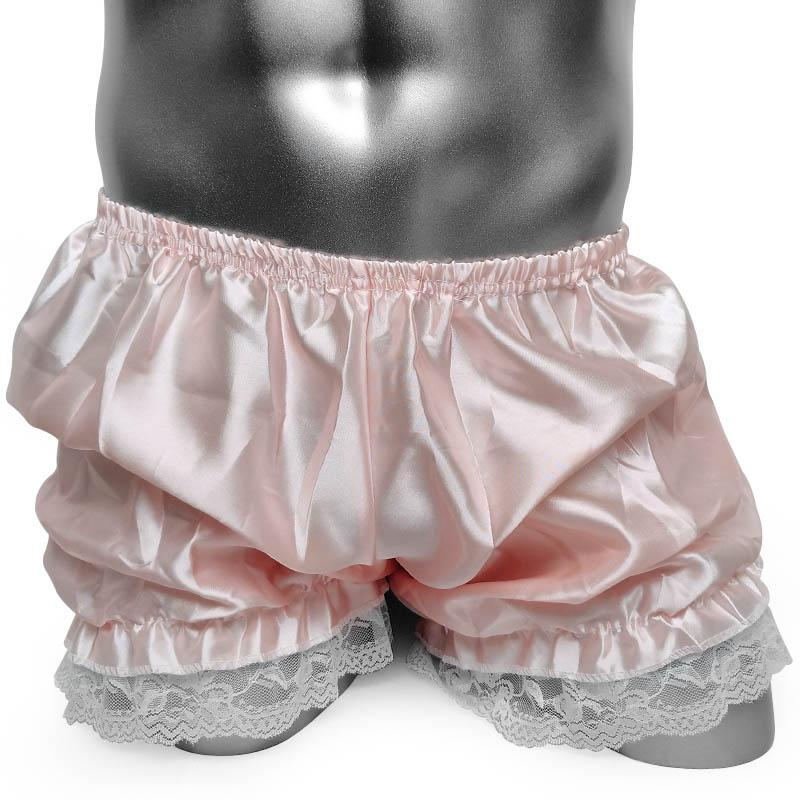 Sexy Mens Lingerie Silky Frilly Sissy Male Jpg