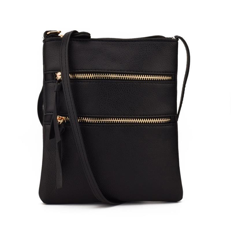 39d65f6ce00 Designer Casual PU Leather Women Flap Crossbody Bag Simple Small Mobile  Phone Bag Purse For Girls Teenagers Bolsas Feminina Cheap Designer Bags  Mens ...