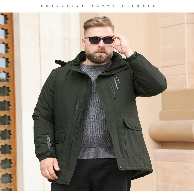 5c3bb27de80 2018 Autumn And Winter New Outdoor Windproof Loose Coats Plus Size ...