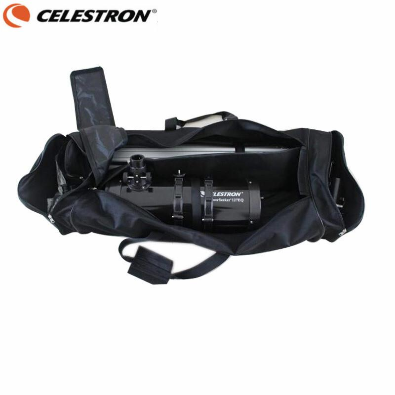 CELESTRON New Telescope Carrying Protector Soft Tripod Shoulder Bag Backpack for Celestron AstroMaster 127EQ / 130EQ / 150EQ