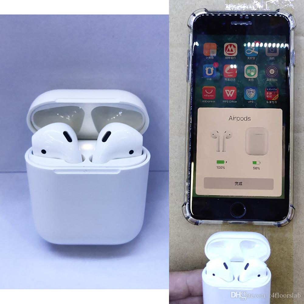 dc4d9d50d6e with W1 Chip Apple AirPods Wireless Earphone AirPods Apple Bluetooth ...