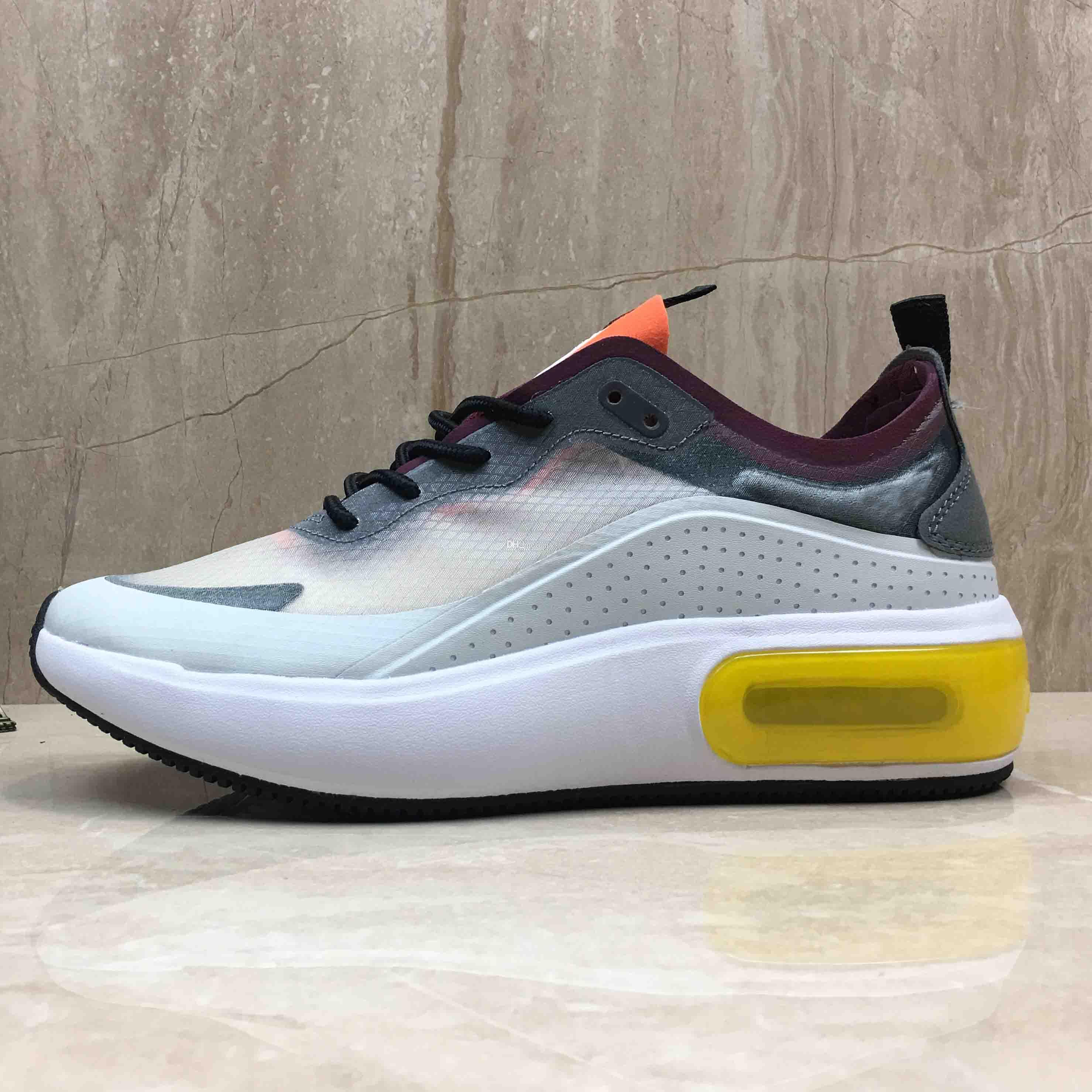 2019 Dia Se black pink women's shoes running shoes brand designer Red Maxes gray Dias Se Racer men's and women's sports shoes