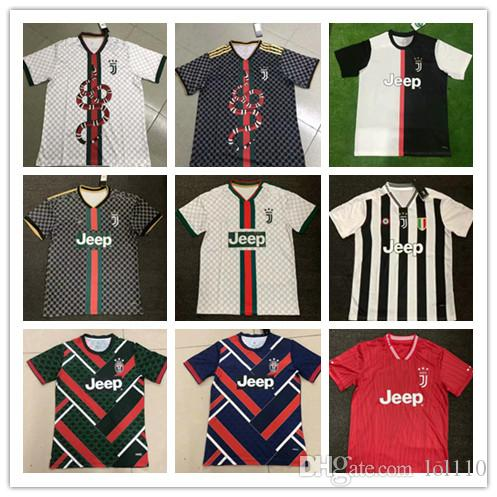 6dad7e74bc9 2019 Top Quality19 20 JUVENTUS Football Uniform 2019 RONALDO  7 Football  Uniform DYBALA 10 HIGUAIN 9 Mandzukic 17 Football Uniform From Lol110