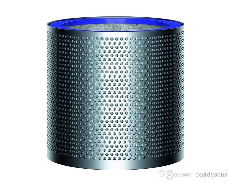 Saf Serin Dawson TP01 Hepa Beyaz Gümüş Hava Temizleme Fan, Büyük Odalar için kaldırır Allerjenler, Kirleticiler, Toz, Kalıp Ucuz Outlet