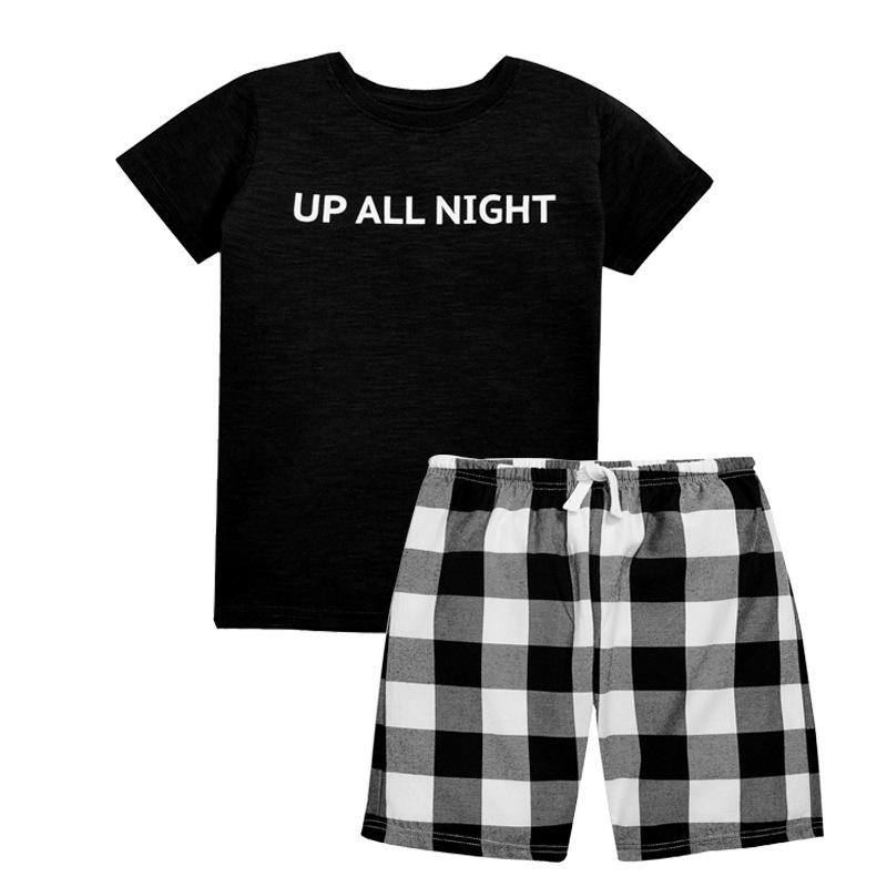 b54bf0d38099 2019 Suit Baby Boy Clothes Children Summer Toddler Boys Clothing Set  Cartoon Tops Shorts From Sumi127, $12.29 | DHgate.Com
