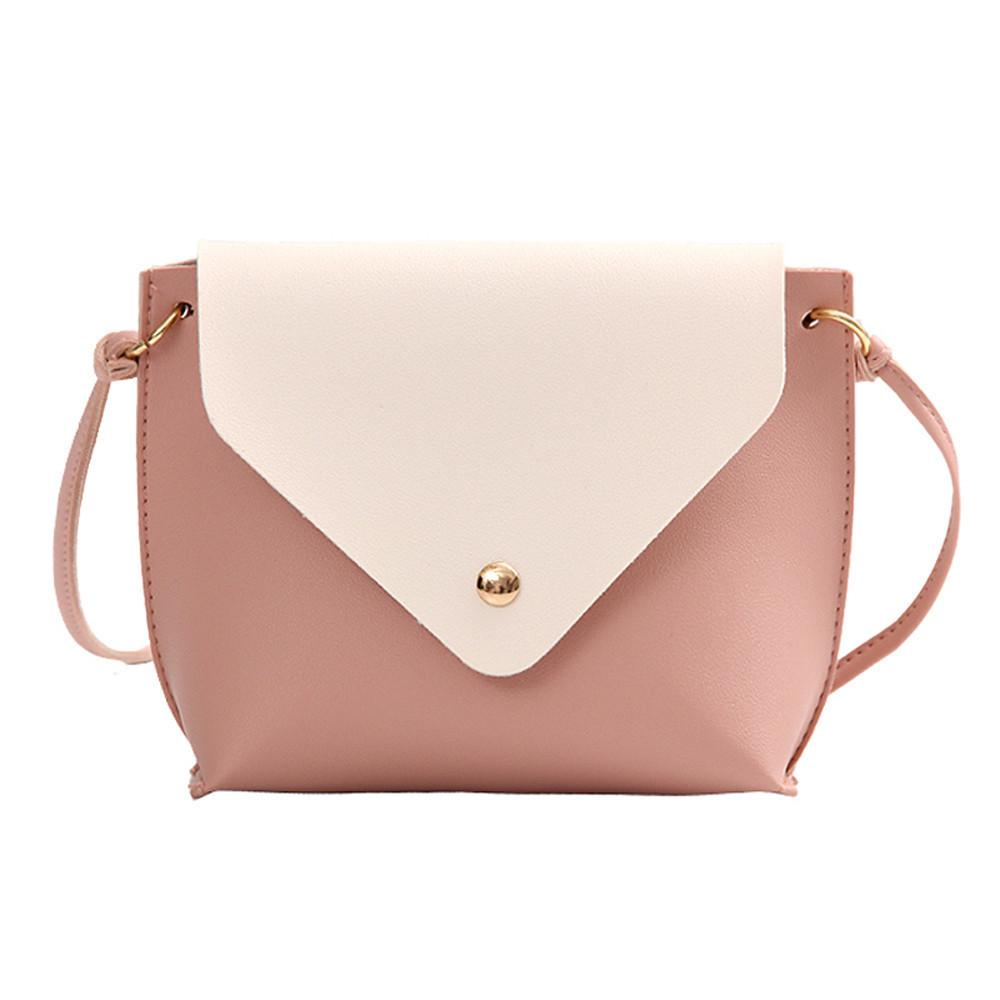 5114934ad1f9 Cheap Xiniu Women Shoulder Bag Hit Color Leather Handbag Handbags Women Bag  Designer Women Messenger Bags Mini Crossbody Bucket Bags Leather Purse  Womens ...