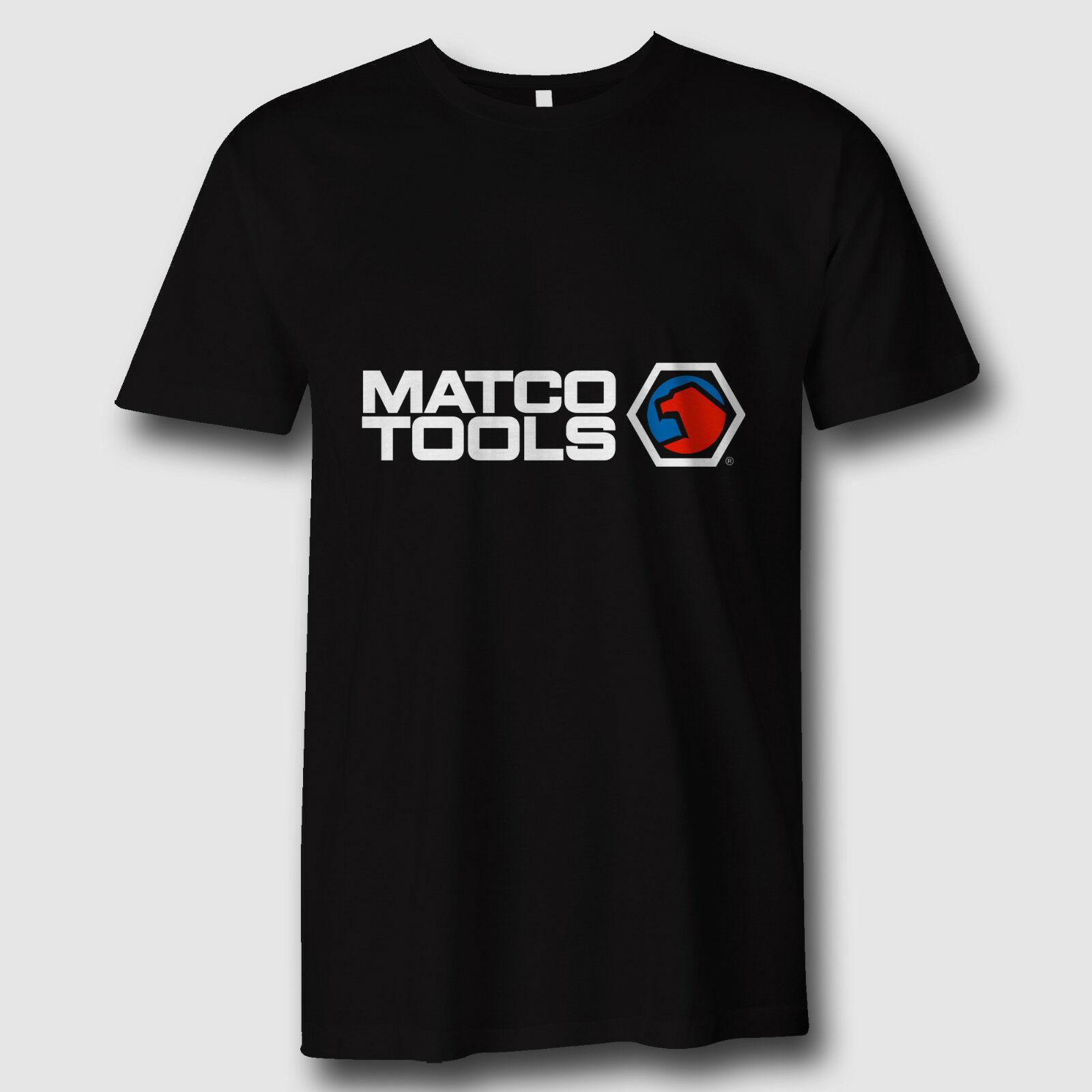 MATCO TOOLS box ratchet wrench socket set screwdriv Tee Logo T ShirtFunny  free shipping Unisex Casual top