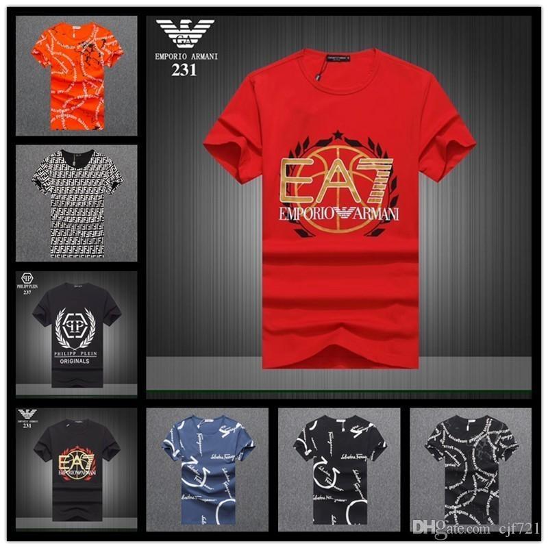 419dd1bc8d46 New Brand Men S T Shirt Luxury Monogram Printed Short Sleeved Casual T Shirt  Summer Women S T Shirt Soft Fabric Size M 3XL 24 Sty Ts Shirt Buy Funny T  ...