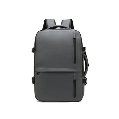ede4a85c6785 New multi-functional men s backpack, wet and dry separation business  backpack, Oxford cloth waterproof travel bag.