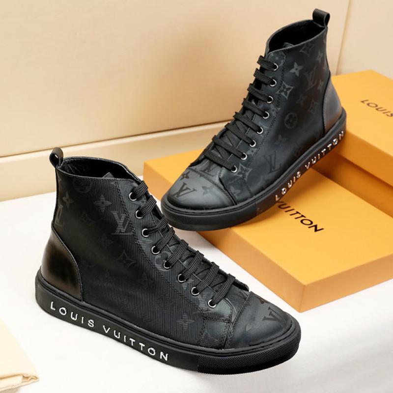 brand new 06770 3d625 Herren Schuhe Stiefel Atmungsaktive Outdoor-Wohnungen Sportschuhe für  Männer M # 22 Männer Schuhe Casual mit Original Box Mode Stiefeletten