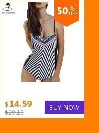 2017 Nuevo Bikini para mujer con aros de una pieza traje de baño Retro Vintage Tribal Imprimir traje de baño para mujer Monokini traje de baño