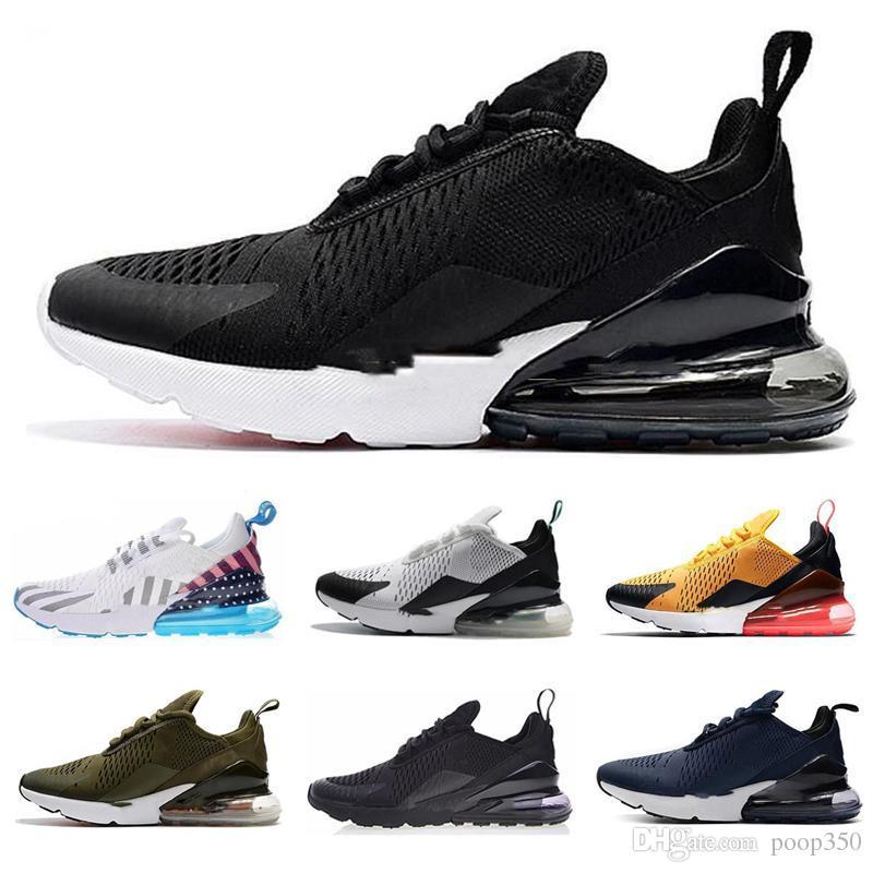 Goma Og Nike 270 Air Airmax Para Transpirable Deportivas De Cojín Y 27c Amortiguamiento Originales Zapatillas Malla Max 4cALqj53RS