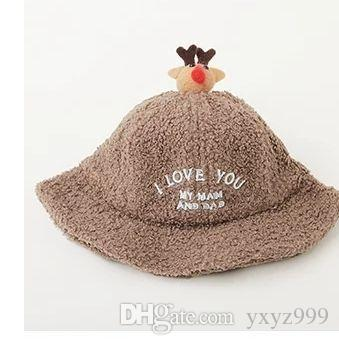 4f9efb043 Baby Caps 0-3-6-12 Months Autumn And Winter Baby Hats 1-2 Years Old ...