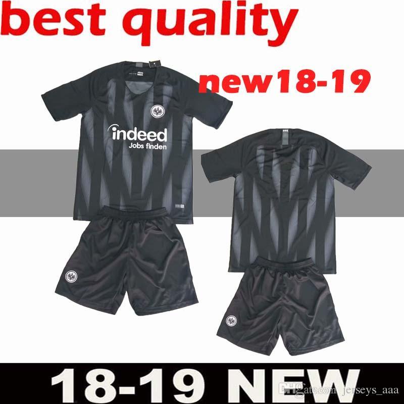1ba4d69e0 Compre Camiseta De Fútbol Tailandesa 18 19 Eintracht Frankfurt Kit Adulto  2018 2019 Frankfurt AWAY HOMBRE Kit Europa League REBIC HALLER JOVIC  Camisetas De ...