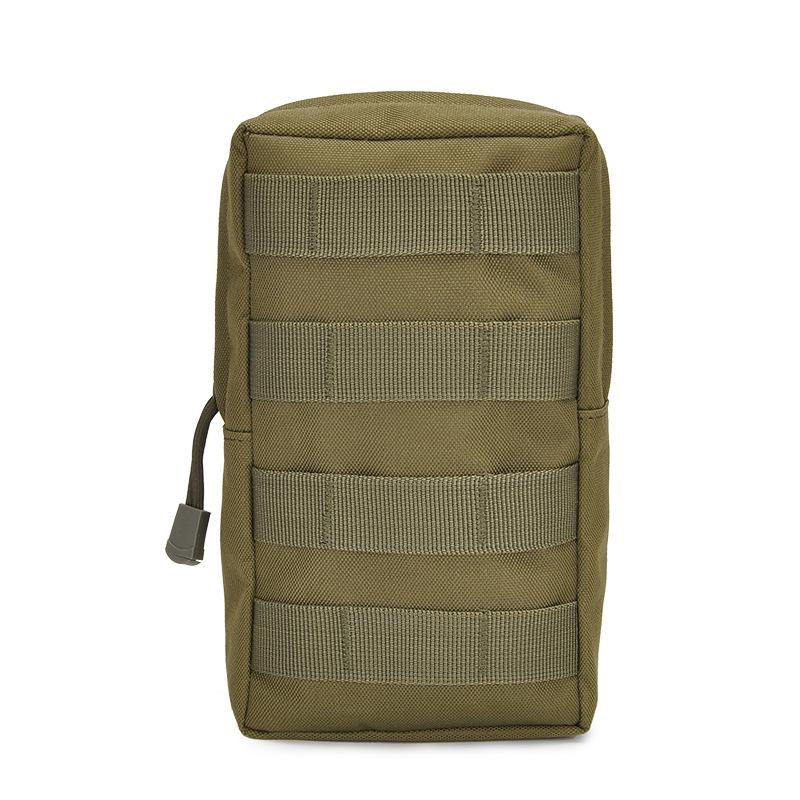 Outdoor Hunting Molle Bag Tactical Tool Pouch Survival Waterproof Phone Wallet Pouch Travel Sport Camouflage Waist Pack