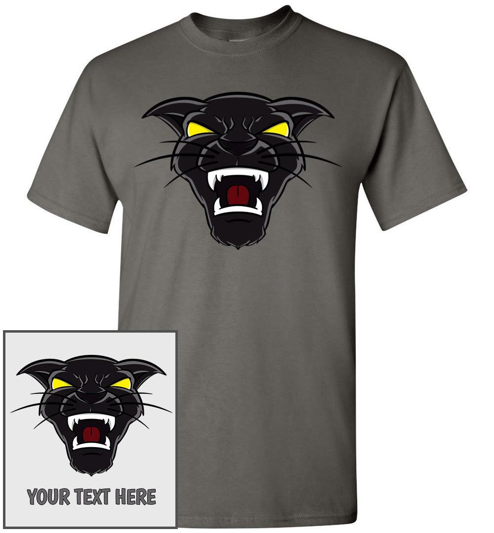 3da94fcb8 Black Panther Head T Shirt, Men Women Youth Kid Tank Long Personalized  Custom Classic Quality High T Shirt Design Your Own T Shirts Womens Shirt  From ...