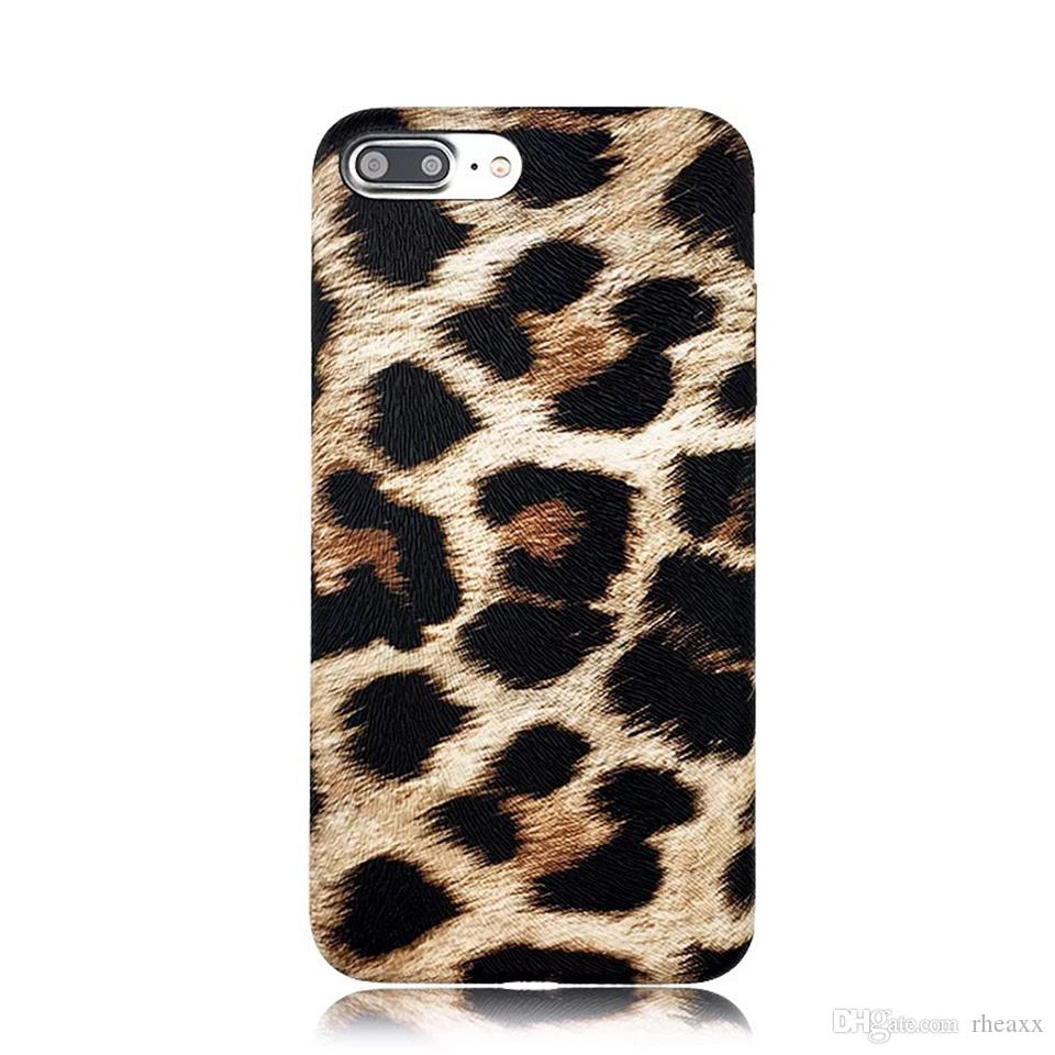 Fashion Hot Sale Tiger Leopard Print Panther Soft Phone Case For ... b819704c1