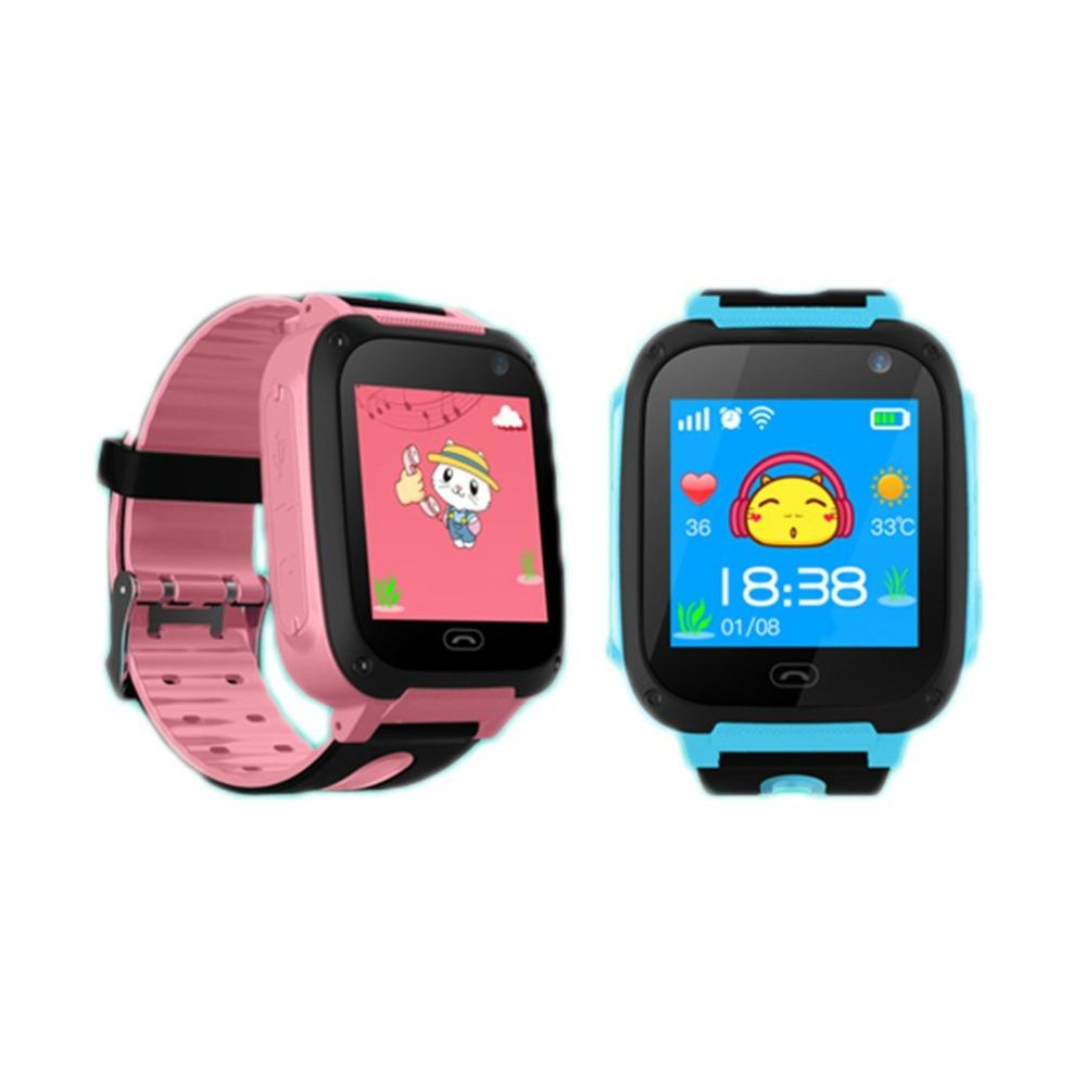 f5114ec1f0d Smart Cheap High Quality Children S Intelligent Telephone Positioning Watch  Smartwatch Multi Functional Touch Screen With GPS Smart Watches For Cheap  Smart ...