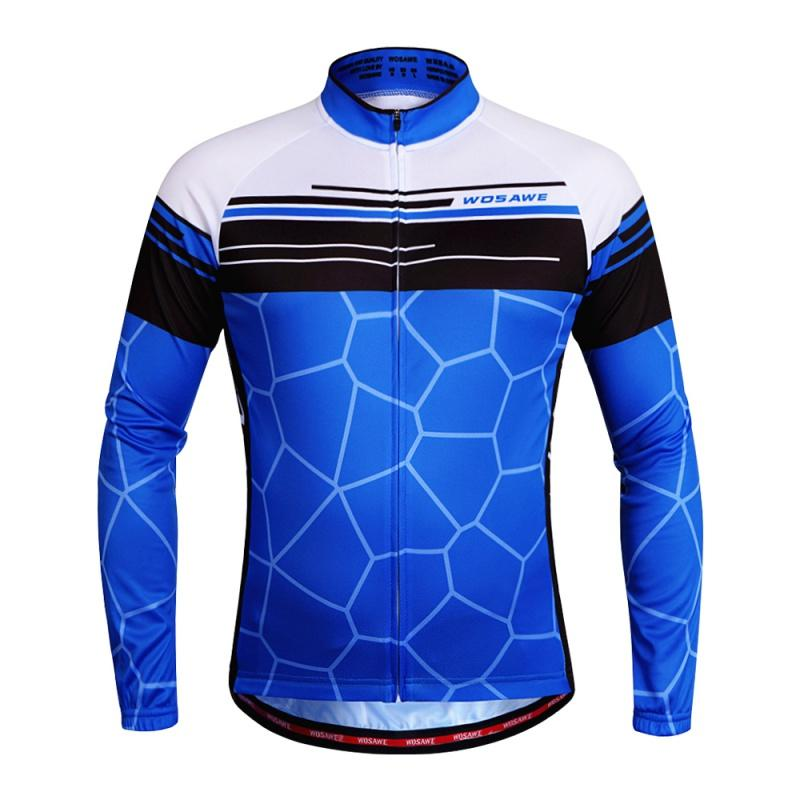 2019 Men S Printing Skiing Jersey Long Sleeve Outdoor Cycle Clothing ... 7d34476ea