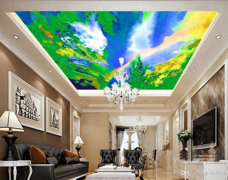 Acheter 3d Chambre Papier Peint Personnalisé Photo Non Tissé