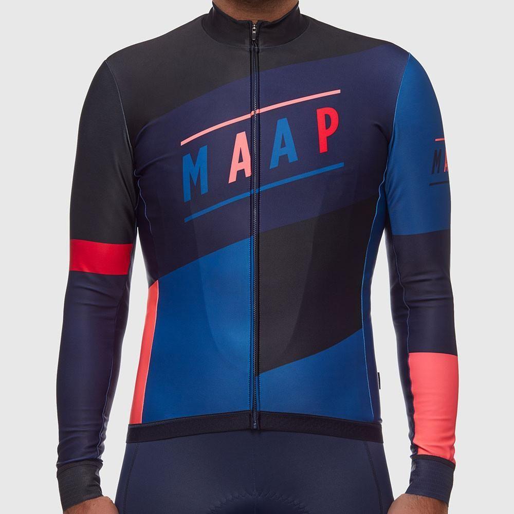 MAAP USA PRO Winter Ciclismo Thermal Fleece Jacket Maillot Custom Cycling  Jersey Tops Wear Kit Clothing Bicicleta Ropa Uniforme Jacket Womens  Waterproof ... 01d2836ea