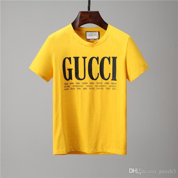 68e3756d3a Mens Women Designer T Shirt Commes Cotton Off Sport Tee Shirts Des Garcons T  Shirt For Sumer Vetements Boys Girls Clothes Tops Designer T Shirt Coolest T  ...
