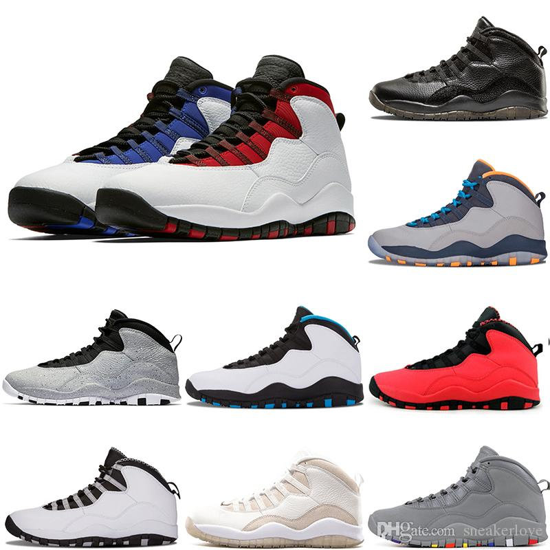 Jordan Retro Tinker 10 Men Basketball Shoes White Man Sport Sneakers Westbrook Chicago Blue Outdoor Shoes New Arrival Latest Fashion Remote Control Toys