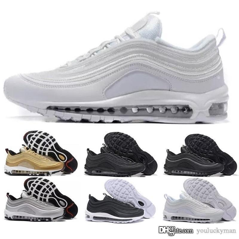 Chaussures Homme Nike Air Max 97 Ultra ´17 Basket Pas Cher