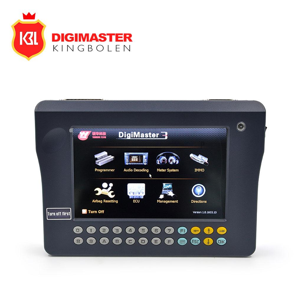 Hot sale Original Digimaster 3 Digimaster III Odometer Correction Master  with 980 Tokens Update Online with free shipping